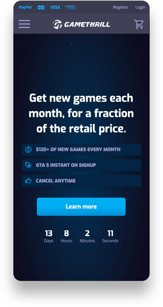 gamethrill.io